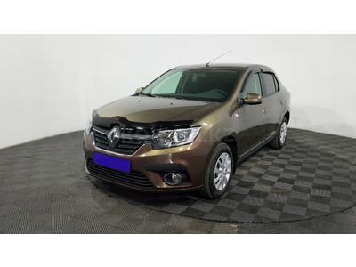 Renault Logan Life AT 2021 года за 7 019 000 тг. в Павлодар
