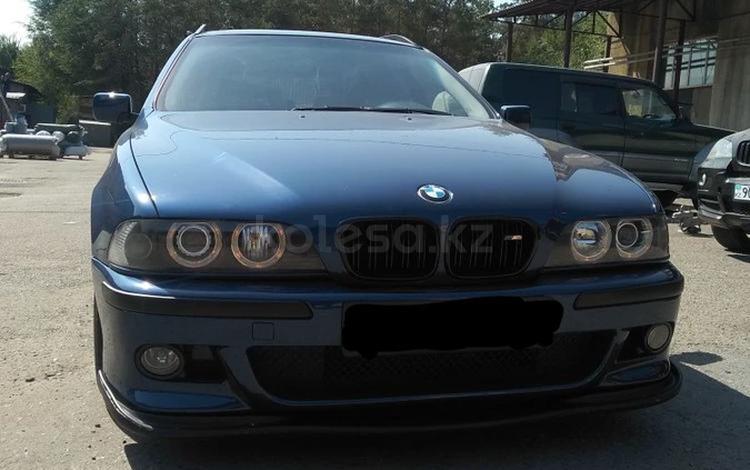 BMW 530 2002 года за 4 500 000 тг. в Алматы