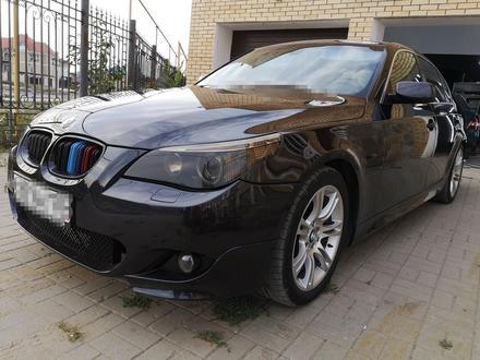 BMW 530 2004 года за 3 700 000 тг. в Костанай – фото 2