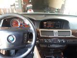 BMW 740 2006 года за 5 300 000 тг. в Алматы – фото 3
