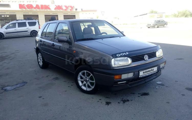 Volkswagen Golf 1993 года за 1 400 000 тг. в Тараз