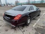 Mercedes-Benz S 400 2015 года за 30 000 000 тг. в Алматы – фото 4