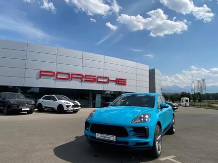 Porsche Macan 2019 года за 30 000 000 тг. в Алматы