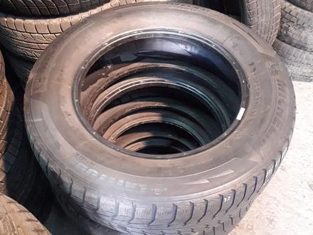 Резина 235/65 r17, Michelin, 2 колеса, из Японии за 20 000 тг. в Алматы – фото 3