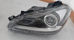 Mercedes-benz w204 c-class передние фары рестайлинг за 170 000 тг. в Алматы – фото 3