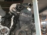 Двигатель AGG.2 литра за 210 000 тг. в Костанай