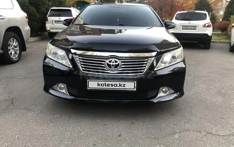 Toyota Camry 2012 года за 8 500 000 тг. в Алматы