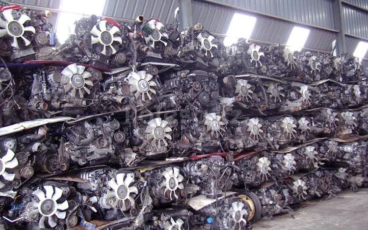 Контрактные двигатель акпп мкпп коробка автомат турбина головка блока в Шымкент