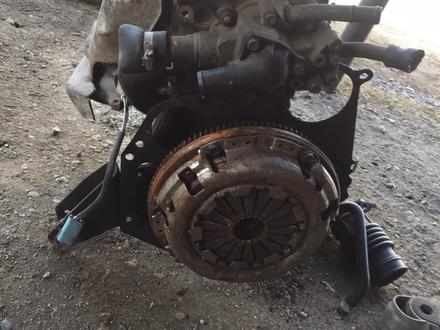 Ниссан Алмеро Двигатель за 100 000 тг. в Алматы – фото 3
