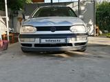 Volkswagen Golf 1993 года за 1 300 000 тг. в Шымкент – фото 2
