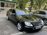 Mercedes-Benz S 500 2000 года за 3 500 000 тг. в Алматы