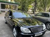 Mercedes-Benz S 500 2000 года за 3 500 000 тг. в Алматы – фото 2