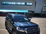 Toyota Land Cruiser 2017 года за 34 350 000 тг. в Алматы