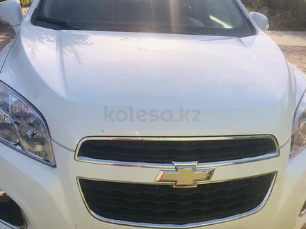 Chevrolet Tracker 2014 года за 5 000 000 тг. в Аксай – фото 3