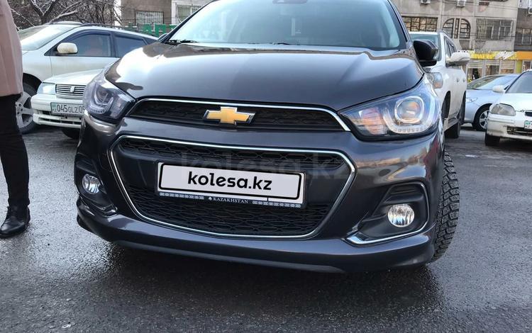 Chevrolet Spark 2018 года за 3 800 000 тг. в Алматы