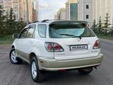 Lexus RX 300 2002 года за 5 300 000 тг. в Нур-Султан (Астана) – фото 3
