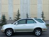 Lexus RX 300 2002 года за 5 300 000 тг. в Нур-Султан (Астана) – фото 2