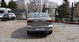 Volkswagen Polo Exclusive 2021 года за 10 300 000 тг. в Костанай – фото 4
