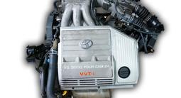 Lexus RX300 двигатель 3.0 литра Гарантия на агрегат + МАСЛО… за 100 000 тг. в Алматы – фото 3
