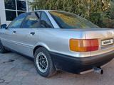 Audi 80 1991 года за 1 700 000 тг. в Костанай