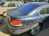 BMW 745 2004 года за 2 800 000 тг. в Алматы – фото 2