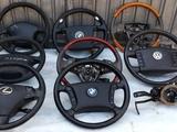 Рулевое колесо c Airbag (Аэрбэг) Nissan Terrano, Lexus GS300, VW Touareg в Алматы