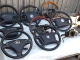Рулевое колесо c Airbag (Аэрбэг) Nissan Terrano, Lexus GS300, VW Touareg в Алматы – фото 2