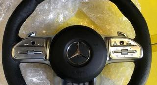 Руль в сборе Mercedes-Benz s63 w222 за 1 500 тг. в Алматы