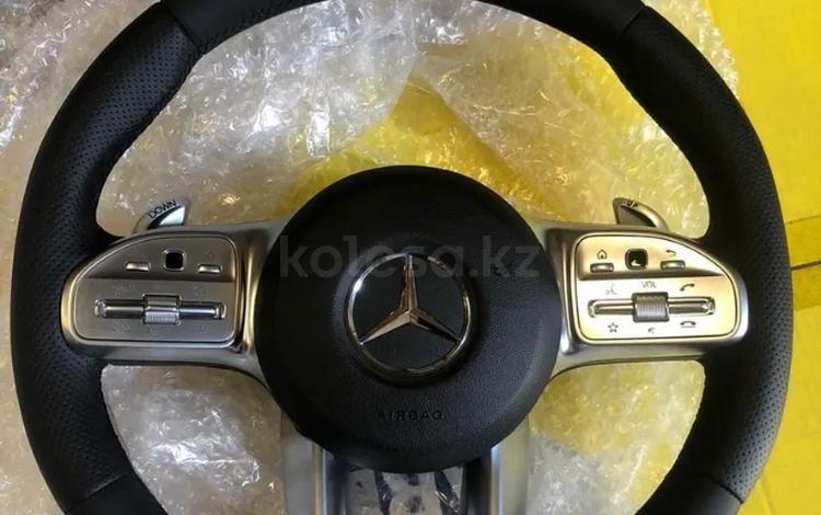 Руль в сборе Mercedes-Benz s63 w222 в Алматы