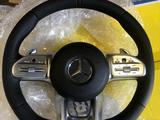 Руль в сборе Mercedes-Benz s63 w222 за 650 000 тг. в Алматы – фото 2