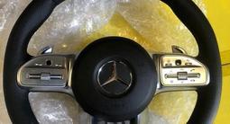 Руль в сборе Mercedes-Benz s63 w222 за 1 500 тг. в Алматы – фото 2