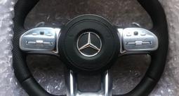 Руль в сборе Mercedes-Benz s63 w222 за 1 500 тг. в Алматы – фото 3