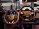 Руль в сборе Mercedes-Benz s63 w222 за 650 000 тг. в Алматы – фото 5