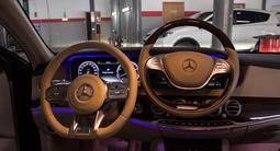 Руль в сборе Mercedes-Benz s63 w222 за 1 500 тг. в Алматы – фото 5