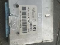 Блок управления двигателем Chevrolet Lanos за 38 800 тг. в Костанай