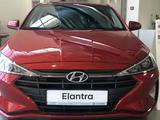 Hyundai Elantra 2020 года за 8 490 000 тг. в Алматы – фото 5