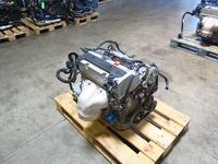 Двигатель Honda CR-V (хонда СРВ) за 9 000 тг. в Нур-Султан (Астана)