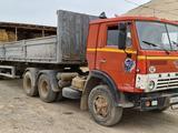 КамАЗ  Длиномер 1988 года за 3 000 000 тг. в Шымкент – фото 3