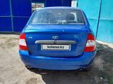 ВАЗ (Lada) Kalina 1118 (седан) 2006 года за 2 000 000 тг. в Семей – фото 2