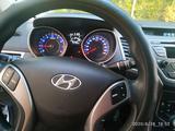 Hyundai Elantra 2014 года за 5 350 000 тг. в Тараз – фото 5