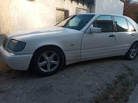 Mercedes-Benz S 320 1997 года за 3 100 000 тг. в Шымкент – фото 4