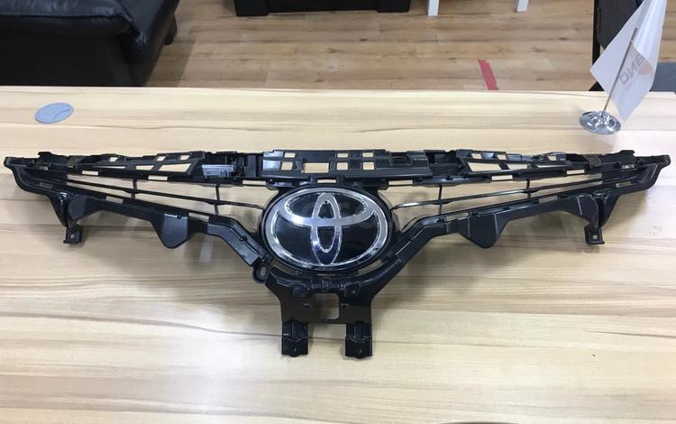 Решетка радиатора для Toyota Camry 70 SE за 50 000 тг. в Нур-Султан (Астана)