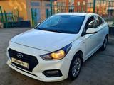 Hyundai Accent 2017 года за 4 000 000 тг. в Нур-Султан (Астана)