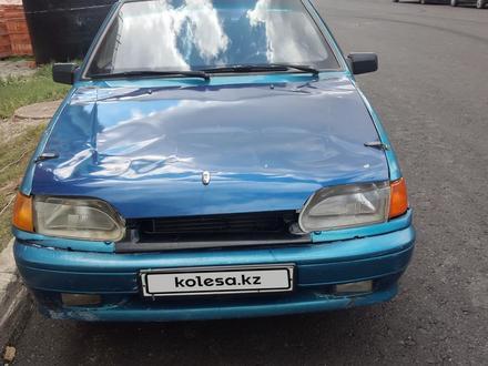 ВАЗ (Lada) 2115 (седан) 2000 года за 670 000 тг. в Нур-Султан (Астана)