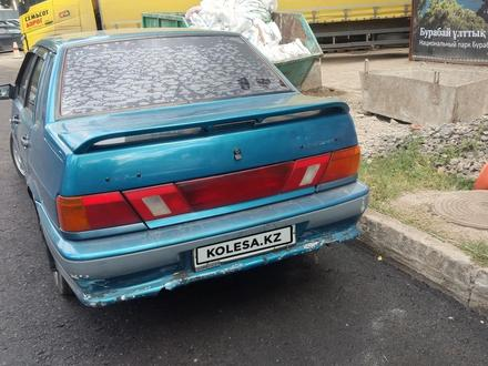 ВАЗ (Lada) 2115 (седан) 2000 года за 670 000 тг. в Нур-Султан (Астана) – фото 2