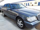 Mercedes-Benz S 320 1996 года за 3 500 000 тг. в Актау – фото 5