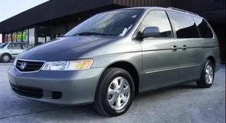 Odyssey 1999-2004 3.5 в Алматы