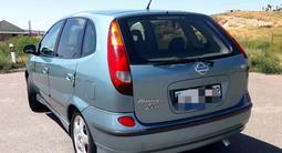 Nissan Almera Tino 2002 года за 2 250 000 тг. в Алматы – фото 2