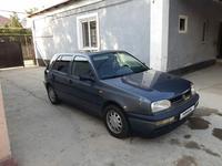 Volkswagen Golf 1996 года за 1 750 000 тг. в Шымкент