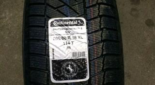 Шины Continental 265/60/r18 Viking contact 6 за 52 500 тг. в Алматы